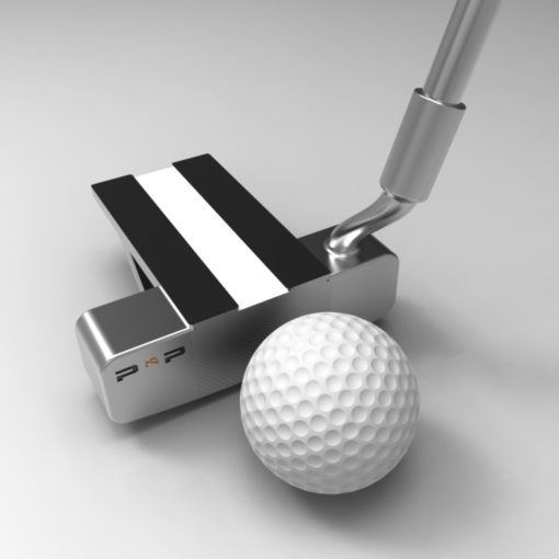 PNP PRL Putter front view | Golf Verified