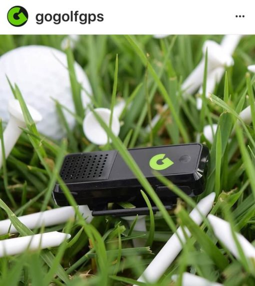 GoGolf GPS device | Golf Verified